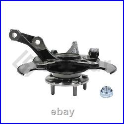 Front Right Wheel Hub Bearing & Steering Knuckle Assembly For 06-11 Honda Civic