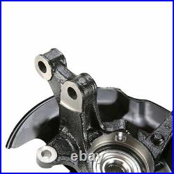 Front Sides Wheel Hub Bearing Knuckle Assemblys for Toyota Corolla Matrix 09-13