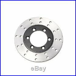 Front Steering Knuckle Spindle + Wheel Hub Assembly Disc Rotor 125cc-250cc ATV
