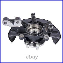 Front Steering Knuckle Wheel Hub Assembly for 03-08 Toyota Corolla 698-389 Pair