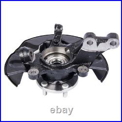 Front Steering Knuckle Wheel Hub Assembly for 03-08 Toyota Corolla Pair 698-389