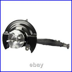 Front Steering Knuckle Wheel Hub Assembly for 2003-2007 Honda Accord 2.4L