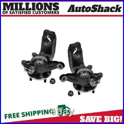Front Steering Knuckle with bearing Pair for 2006-2009 2010 2011 Ford Focus