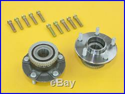 Front Wheel ABS 5-Lug Conversion Hub With Extended Studs For Silvia 95-98 S14