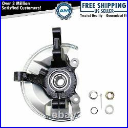 Front Wheel Bearing & Hub Assembly with Knuckle LH for Dodge Jeep New