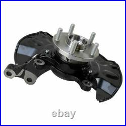Front Wheel Bearing & Hub Assembly with Knuckle LH for Toyota Corolla New