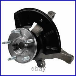 Front Wheel Bearing & Hub Assembly with Knuckle RH for Ford Mercury Mazda