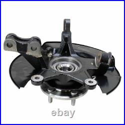 Front Wheel Bearing & Hub Assembly with Knuckle RH for Honda Pilot New