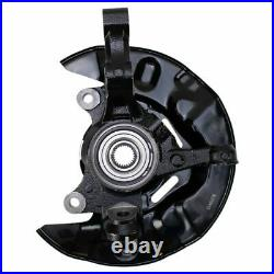 Front Wheel Bearing & Hub Assembly with Knuckle RH for Toyota Matrix FWD