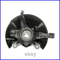 Front Wheel Hub Bearing & Steering Knuckle Assembly Pair 2 for Honda Civic 1.8L