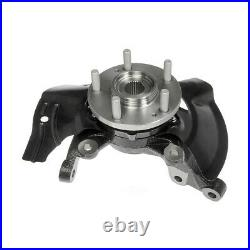 Front Wheel Hub Bearing & Steering Knuckle Assembly Pair 2 for Kia Optima 2.0L