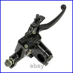 Go kart Front Axle Spindle Steering Knuckle + Brake Assembly + Wheel Hub & Rotor