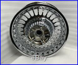 HARLEY TOURING STREET GLIDE 28 SPOKE CHROME WHEELS 2009 -19 Knuckles (OUTRIGHT)