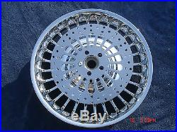 Harley Chrome 28 Spoke Knuckle Wheels 09-17 Electra Glide GLHT Exchange Only