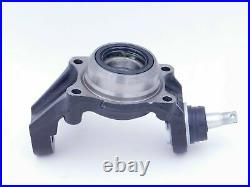 Honda TRX 300 FW LEFT front Knuckle wheel bearing ball joint Assembly OEM