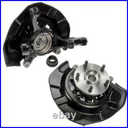 Loaded Knuckle Hub Bearing Assembly's Front Wheel Drive for Toyota Sienna 04-10