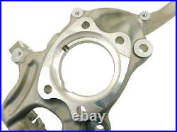New Audi A6 C7 / A7 4g Passenger Left Front Wheel Hub Steering Knuckle 2011-2017