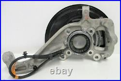 OEM 2019 2020 Ford F-150 Front Driver LH 4wd Steering Knuckle w Wheel Bearing