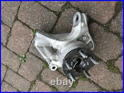 Range rover Evoque Front Knuckle with wheel bearing & drive flange LH