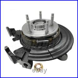 Rear Right Wheel Bearing Hub Steering Knuckle Assembly Fits Ford Explorer 698012