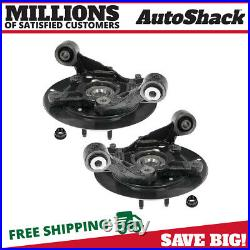 Rear Steering Knuckle with bearing Pair for 2006-2008 2009 2010 Ford Explorer