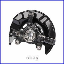 Steering Knuckle Assembly Front Left Loaded For Toyota Corolla 2009-2013 Matrix