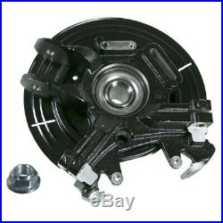 Suspension Knuckle Assembly-Wheel Bearing and Hub Assembly Rear Right Moog LK002