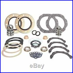 Trail-Gear 303749-1-KIT FJ80 Knuckle Rebuild Kit withWheel Bearings