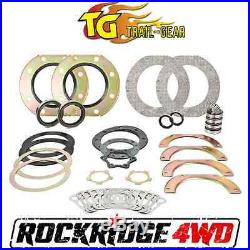 Trail Gear Knuckle Rebuild Service Kit with Wheel Bearings for 79-85 Toyota 4Runer