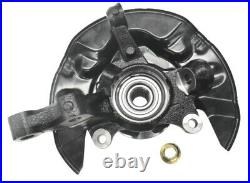 Wheel Bearing Hub Knuckle Assemblies Front L & R For TOYOTA Corolla 03-08