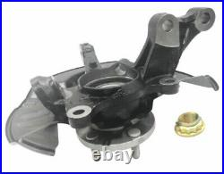 Wheel Bearing Hub Knuckle Assemblies Front Left For TOYOTA Corolla 03-08