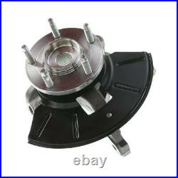 Wheel Bearing Hub Knuckle Assembly for Ford Escape Mazda Tribute 01-04 Front LH