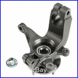Wheel Bearing Hub Knuckle Assembly for Ford Focus 2.0L 2.5L 2006-2011 Front Left