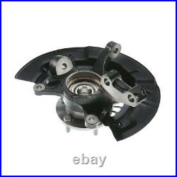 Wheel Bearing Hub Knuckle Assembly for Toyota Avalon 2013-2016 Front Left Driver