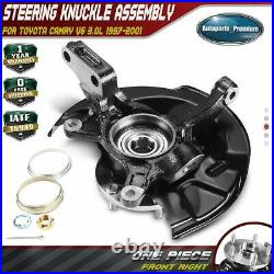 Wheel Bearing Hub Knuckle Assembly for Toyota Camry 1997-2001 Front RH Passenger