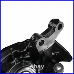 Wheel Bearing & Hub Knuckle Assy with Dust Shield Front Left Side for Toyota Camry