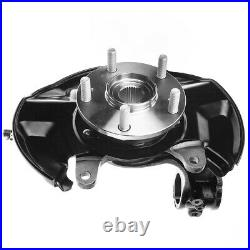 Wheel Bearing Hub Knuckle with Dust Shield for Honda Accord 2013-2016 Front Right