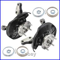 Wheel Hub Bearing Knuckle Assembly Front Left & Right For 97-01 Toyota Camry