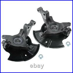 Wheel Hub & Bearing & Knuckle Assembly for Ford Edge 2007-2010 Front Left&Right