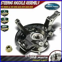Wheel Hub Bearing Knuckle Assembly for Nissan Altima 2002-2006 Front Left Driver