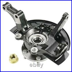 Wheel Hub Bearing Knuckle Assembly for Nissan Altima 2002-2006 Front Passenger
