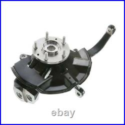 Wheel Hub Bearing & Knuckle for 2006-2011 Ford Fusion Mercury Milan Front Driver