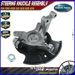 Wheel Hub & Bearing Knuckle for Ford Edge 2011-2014 Front Right Passenger Side