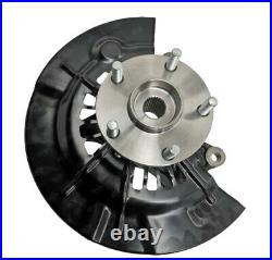 Wheel Hub Bearing & Steering Knuckle Assembly Left For TOYOTA Camry 2012-17 SE