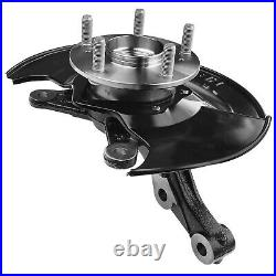 Wheel Hub Bearing & Steering Knuckle Assembly for Honda Civic 06-11 Front Right