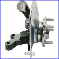 Wheel Hub Bearing and Knuckle Assembly Driver For Dodge Caliber Jeep Patriot