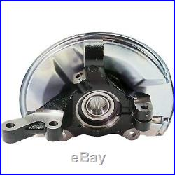 Wheel Hub Bearing and Knuckle Pair for Dodge Caliber Jeep Patriot Left and Right