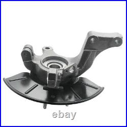 Wheel Hub Steering Knuckle Assembly Left & Right Set Ford Escape Mazda Mercury