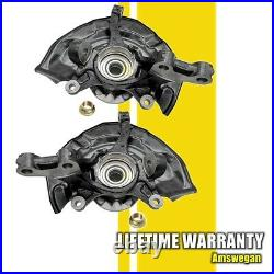 Wheel Hub Steering Knuckle Assembly Left & Right Toyota Avalon 2005-2011