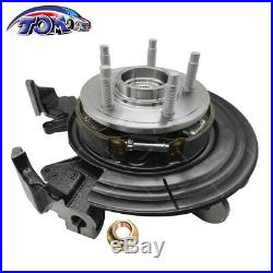 Wheel Hub Steering Knuckle Assembly Rear Left For 2002-2005 Ford Explorer